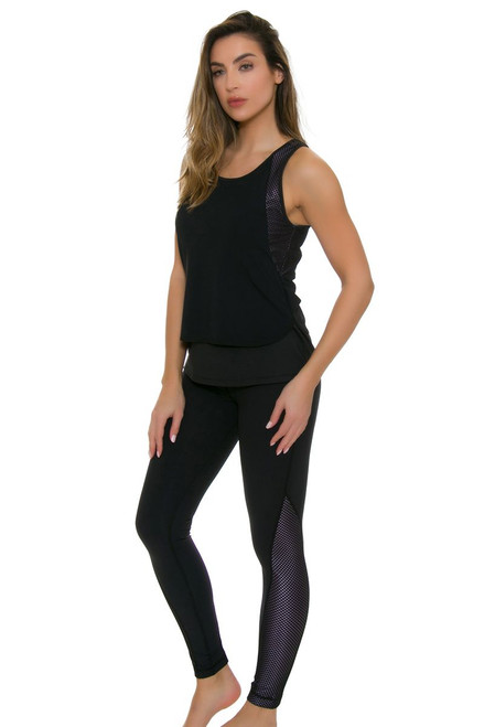 Tonic Active Women's Imperial Arcam Workout Leggings TO-7099-118 Image 1