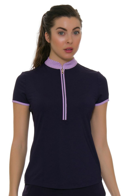 Fairway and Greene Women's Moxie Laney Golf Polo Shirt