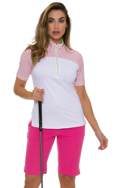 Fairway and Greene Women's Aloha Macie Golf Short