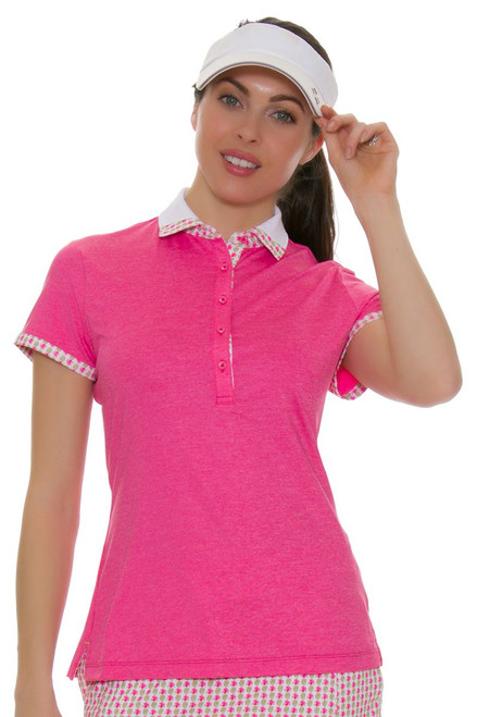 Fairway and Greene Women's Aloha Isabella Golf Short Sleeve