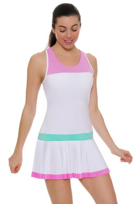 Fila Women's Elite Pleated Tennis Dress
