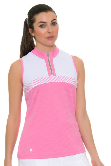 GGBlue Women's Inspire Bianca Golf Sleeveless Shirt GG-E1047-3562 Image 1