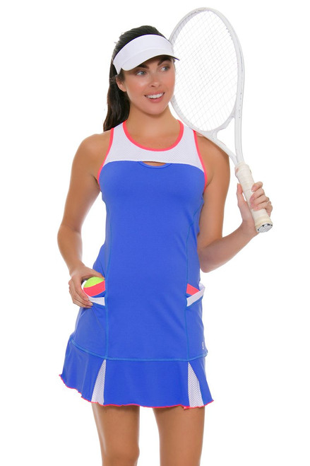 Sofibella Women's Montreal Keyhole Tennis Dress