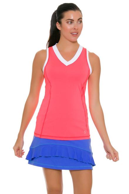 "Sofibella Women's Montreal Lady 15"" Tennis Skirt"