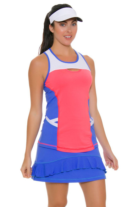"Sofibella Women's Montreal Lady 15"" Tennis Skirt"