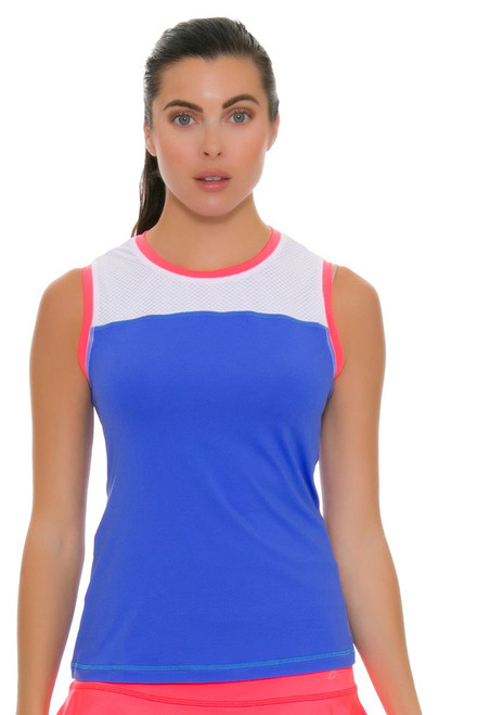 Sofibella Women's Montreal Practice Tennis Sleeveless Shirt