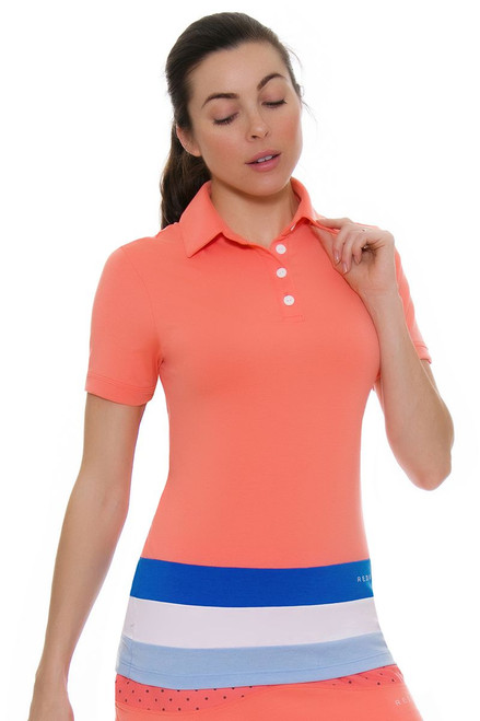 Redvanly Women's Echo Portland Golf Polo Shirt