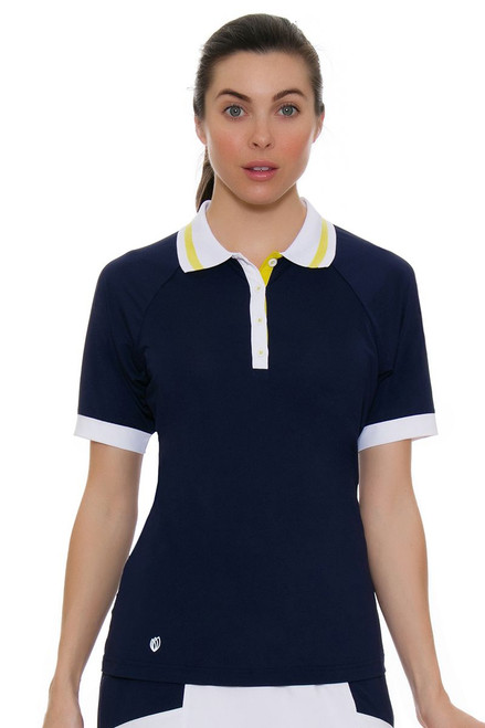 GGBlue Women's Escapade Jess Golf Polo Shirt