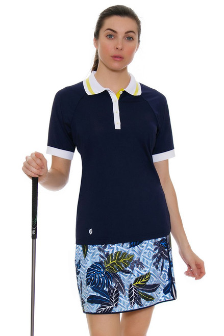 GGBlue Women's Escapade Pace Pull On Golf Skort