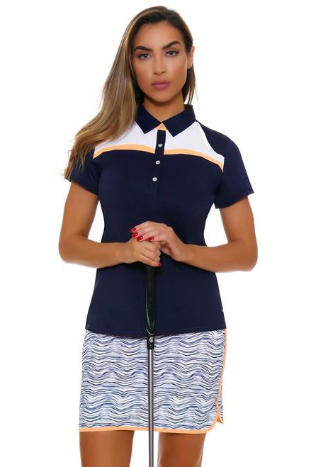 Annika Women's Courage Printed Pull On Golf Skort