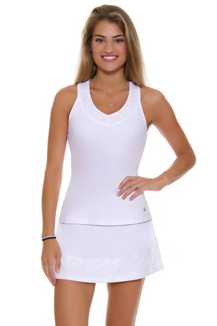 Fila Women's Championships Lace Hem Tennis Skirt