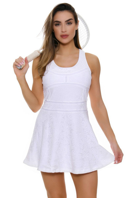 Fila Women's Championships Lace Tennis Dress