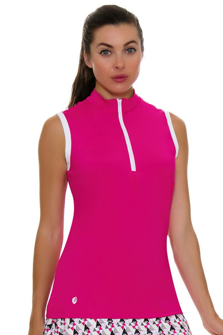 GGBlue Women's Pursuit Cassie Golf Sleeveless Shirt