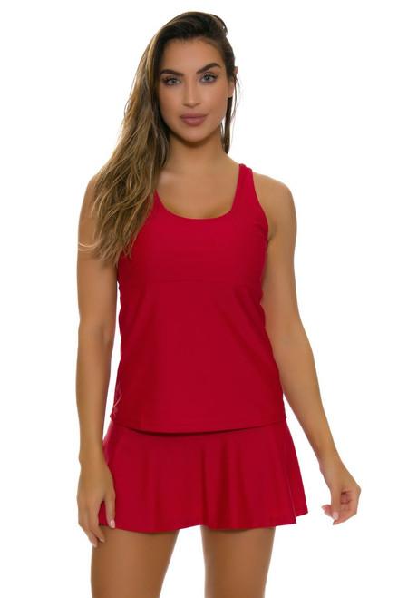 BPassionit Women's Eclipse Breeze Tennis Skirt BP-30374R Image 1