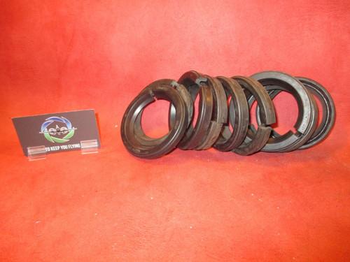 GS, Lycoming Crankshaft Seal PN 23227, LW-11997 , 77377