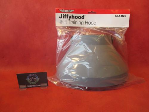 ASA Jiffyhood IFR Training Hood PN  ASA-H2G