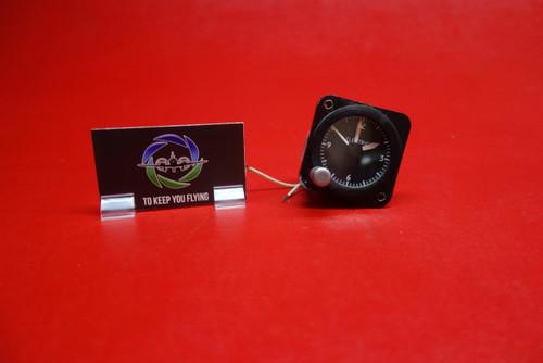 Aircraft Inst. & Development Inc. Electric Clock PN 16-105