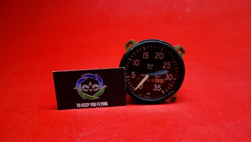 A.C DIV G.M.C. RPM Gauge/ Hour Meter