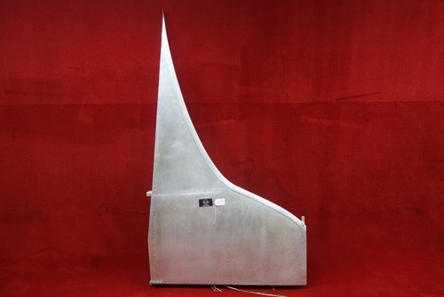 Cessna 170A Vertical Fin PN 0331000-51 (CALL OR EMAIL TO BUY)