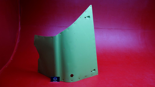 Piper PA-28 LH Lower Nose Cowl PN 35415-09, 35415-009