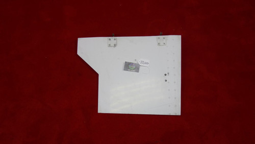 Mooney M20 RH Gear Door PN 550003-2, 550003-002, 550003-8, 550003-008