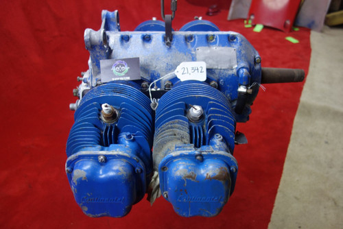 Continental A-65-8 Engine (CALL OR EMAIL TO BUY)