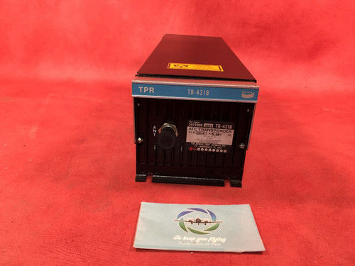 Bendix King ATC Transponder TR-421B PN 3614009-4201