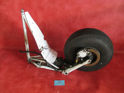 Mooney M20C LH Main Landing Gear Assy PN 520000-513 (EMAIL OR CALL TO BUY)