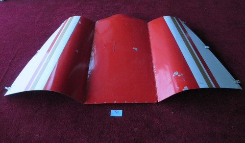 Piper PA-24-250 Comanche Upper Cowl, PN SK928-11 (CALL OR EMAIL TO BUY)