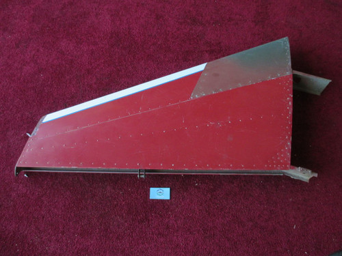 Beechcraft B23 Vertical Stabilizer Fin PN 169-640000-107 (CALL OR EMAIL TO BUY)