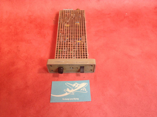 Aircraft Radio Corp Synchrophaser PN 42150-0000