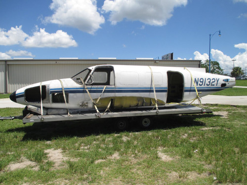 1968 Piper PA-31-310 Turbo Navajo Fuselage