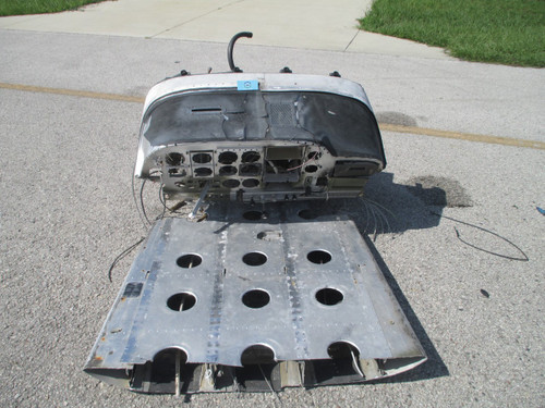 1967 Cessna 177 Cardinal Firewall & Floor Board (EMAIL OR CALL TO BUY)
