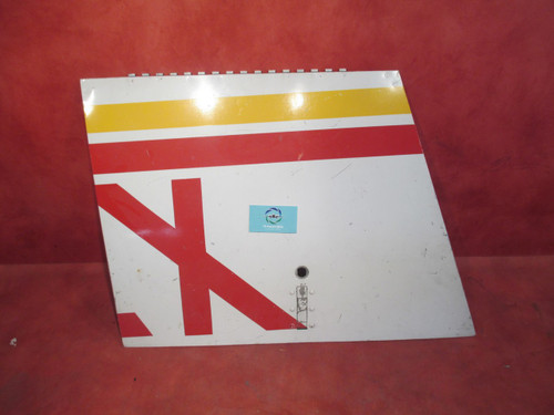 Piper PA-28 Archer Baggage Door (No Lock) PN 66793-18, 66793-018 (EMAIL OR CALL TO BUY)