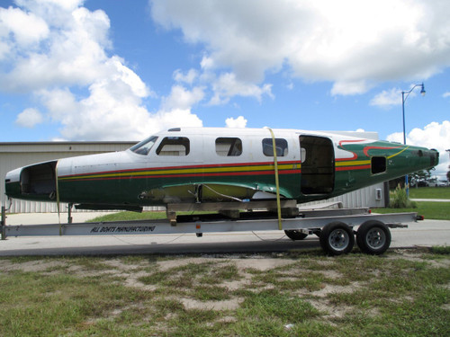 1975 Piper PA-31P Navajo Turbo Fuselage (EMAIL OR CALL TO BUY)