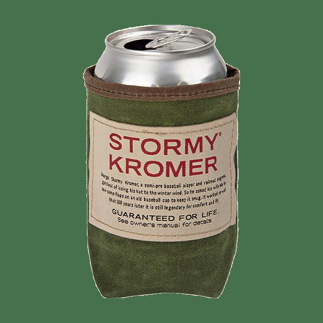 Waxed Kromer Can Wrap
