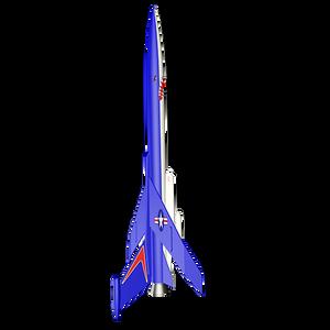 Conquest Flying Model Rocket - Estes 7230