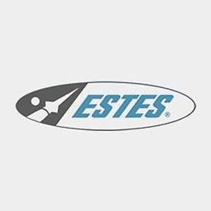TF-55 Motor/Tail Fin Assembly Accessory for Flying Model Rockets - Estes 303181