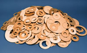 """1/8"""" PLY CENTERING RINGS 75mm-54mm - LOC Precision 19014"""