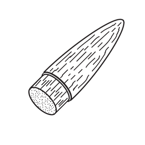 Custom 21006 - BC-20 Balsa Nose Cone