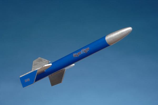 Super Tiger Model Rocket Kit - Starlight 9687