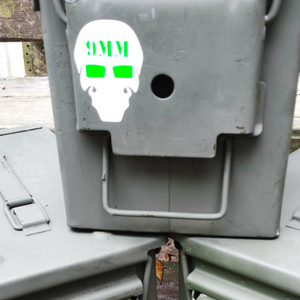 BFS Ammo Can Label Set