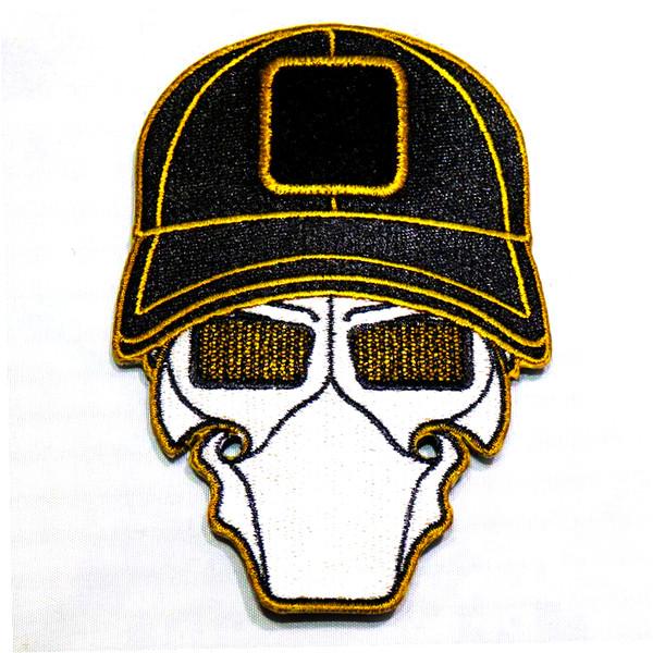 Ricky Bobby Ball Cap Logo Patch