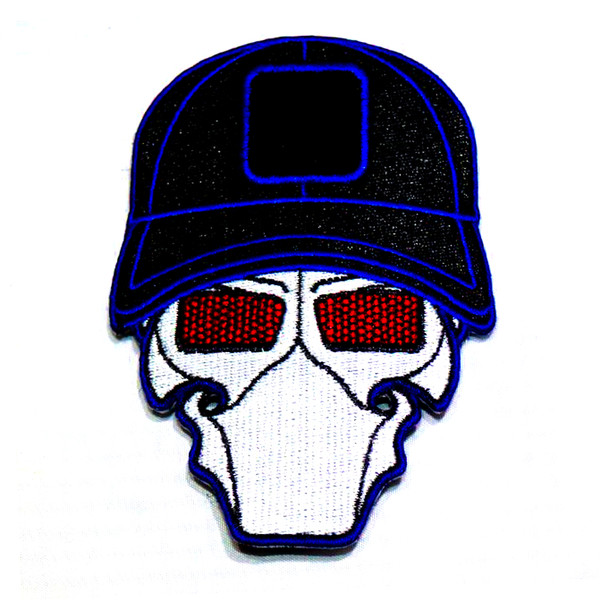 The Patriot Ball Cap Logo Patch