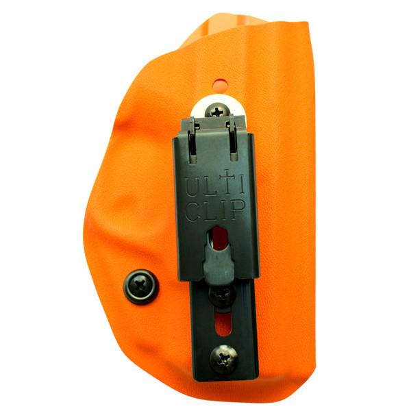 Berkut 2.1U - Adjustable Reverse Cant UltiClip XL Appendix Holster - Safety Orange
