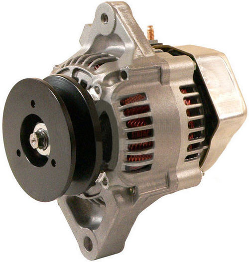 NEW Alternator JOHN DEERE GATOR HPX Yanmar 3TNE68 20HP Diesel
