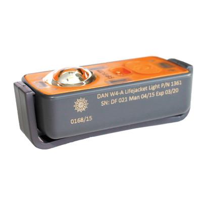 Daniamant W4A Alkaline SOLAS/MED Lifejacket Light