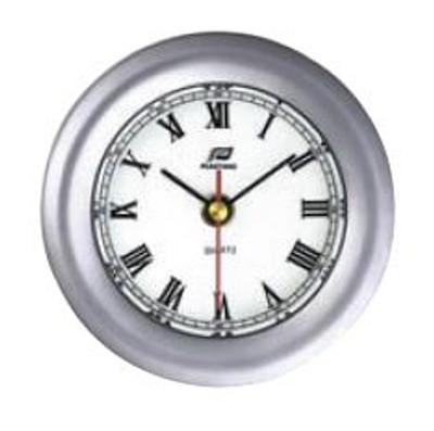 "Plastimo 3"" Clock Sealed RN Chrome"