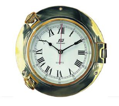 "Plastimo 6"" Clock Porthole"