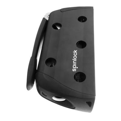 Spinlock XXA Powerclutch, Side Mount Starboard, Black